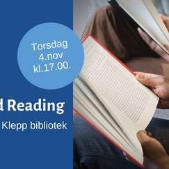 Shared Reading4nov