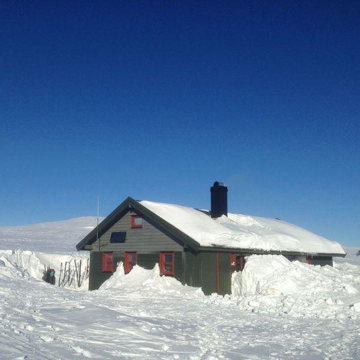 Skitur fra Krossvatn til Jonstølen via Kaldevatn