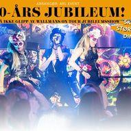 Wallmans On Tour 2021 - Julebord/dinner show