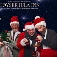 Tøyser Jula inn 2020 – i din egen stue 1.jan.21 - 3.jan.21