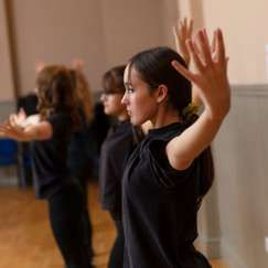Contemporary Youth Dance