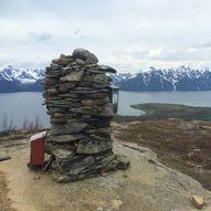Dalberget, Spåkenes/Djupvik i Kåfjord