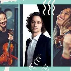 Klassisk sommer på Sentralen - Musikalske fantasier    14. juli 2020