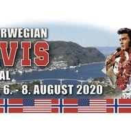 Festivalpass Elvisfestivalen Måløy + kirkekonsert 12.08.21 kl. 21:00