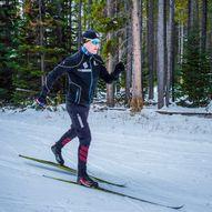Skitur fra Bleskestadmoen til Holmavatn
