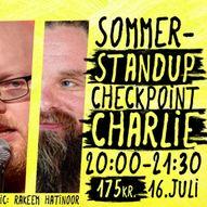 Sommerstandup på Checkpoint!