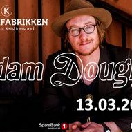 Adam Douglas m/band  Kulturfabrikken 13.03.2021