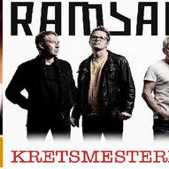 Åsmund Åmli Band & Ramsalt  - Mortholmen Sildesalteri
