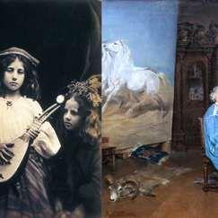 Kvinner i kunsten. Fotografi og dyremaleri på 1800-tallet