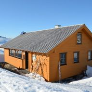 Skitur fra Hovatn til Vassdalstjørn