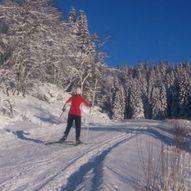 Skitur Totland til Frotveit