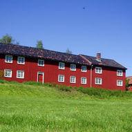 Løypene rundt Holmen gård i Gjerstad kommune