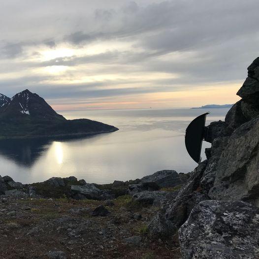 Øksfjordfjellet/Stuibmehàrji, Øksfjord i Loppa