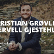 Fjord Cadenza 2021: Grieg og Grøvlen på Jervell Gjestehus