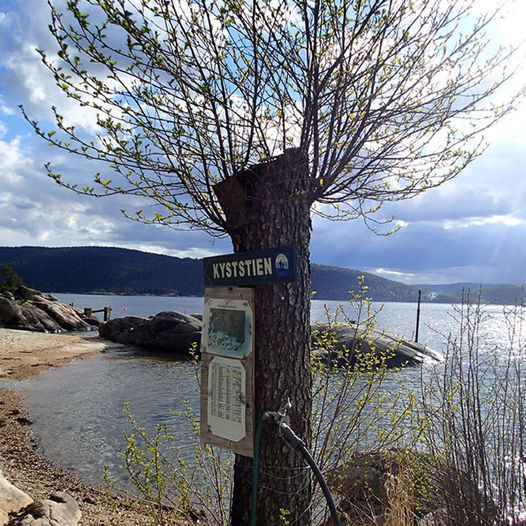 Kyststi Sønderstøa/Marikova (Frogn kommune)