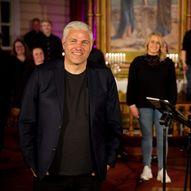 Organisten Inviterer Maria Holand Tøsse og sangere fra Gospel Explosion Online-koret.