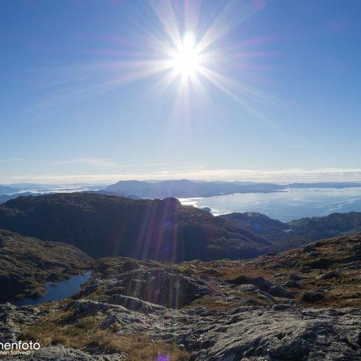 Våganipen via Bjørndalsetret
