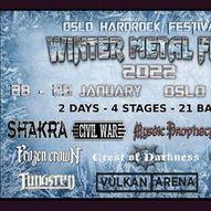 Festivalpass Winter Metal Fest 2022