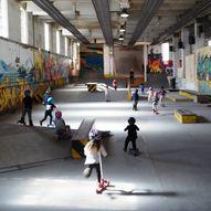 Trikkestallen Skatepark