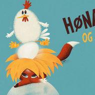 RIKSTEATRET: HØNA, EGGET OG REVEN