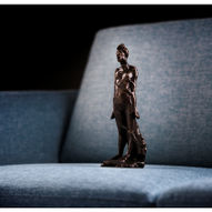 Søndagsomvisning: Gustav Vigeland. Angsten står i sofaen 21.11.21