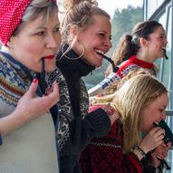 Midtnorsk kultur- og strikkefestival