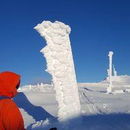 Topptur til Lønahorgi med nedkjøring på Østsiden