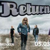 Return  Fredag 05.03