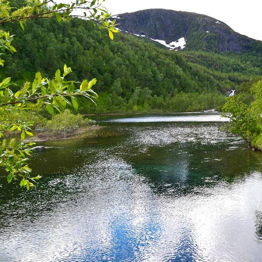 Sykkeltur til Hola i Bodø
