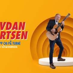 Halvdan Sivertsen   - På tur opp og på turné