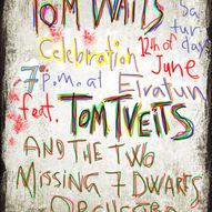 Fortel meg om: Tom Tveits om Tom Waits (NB!! Ein må vera busett i Ulvik for å kjøpa billettar).