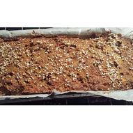 Glutenfritt gulrotbrød