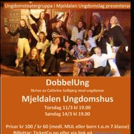 DobbelUng 14.03 kl 19