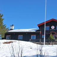 Søndagstur til Kobberhaughytta i Nordmarka