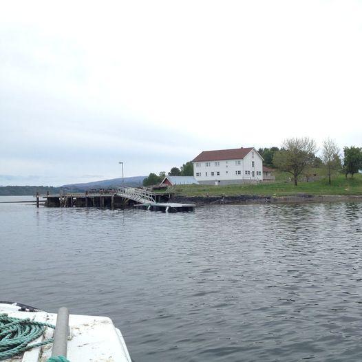 Aunøya. Sandstad - KP