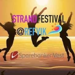 Strandfestivalen Refvik 2021