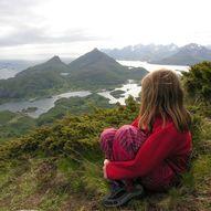 Familietur over Årsteinen