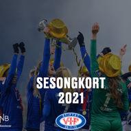 Vålerenga Fotball - Sesongkort - Toppserien 2021