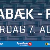 Stabæk - Rosenborg - Toppserien