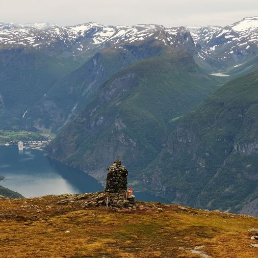 Prest (Ślady w Norwegii)
