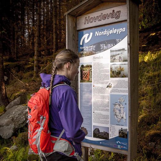 Hovden  Barekstad til Kvannhovden via Hovdevåg