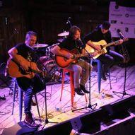 Acoustic Madness: Brugman.Flåten.Taylor