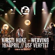 KIRSTI HUKE - WEAVING