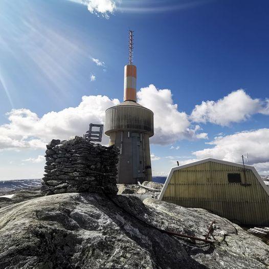 Lønahorgi (Ślady w Norwegii)