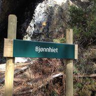 Bjønnhiet, Hamna - KP