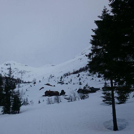 Årdal - Nes (skitur)