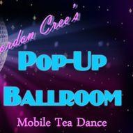 Tea Dance: Gordon Cree's Pop-Up Ballroom (Glasgow)