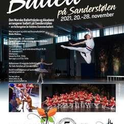 Ballett på Sanderstølen søndag 28.11.21