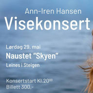 Ann-Iren Hansen // Leines