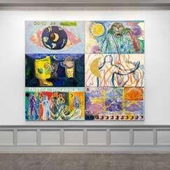 Hva slags kunst kjøper museene?
